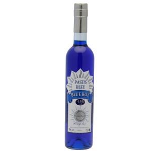 Blue Roy (Pastis de couleur bleue) - 50 cl - 45 %