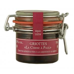 """Griottes """"La Cerise à Paul"""" - 10 cl - 15%"""