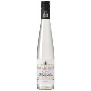 Marc d'Alsace Gewurztraminer AR - Flûte 35 cl - 45%