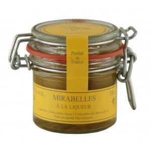 """Mirabelles FRUITS - """"Spécialité""""  - 10 cl - 15% vol"""