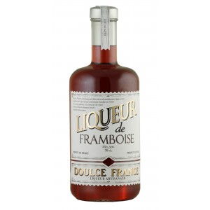 """Doulce France"" framboise - Bôt 70 cl - 35%"