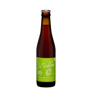 "Bière de Printemps ""LA WELCHE"" - 6% vol - 33cl"