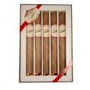 Coffret 5 cigares (1 de chaque sorte) - 5x3 cl - 40% vol