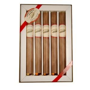 Coffret 5 cigares (1 de chaque sorte) - 5x3 cl - 40%